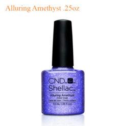 Sơn Gel CND Shellac – Alluring Amethyst 0.25oz