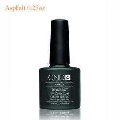 CND Shellac Power Polish – Asphalt 0.25oz