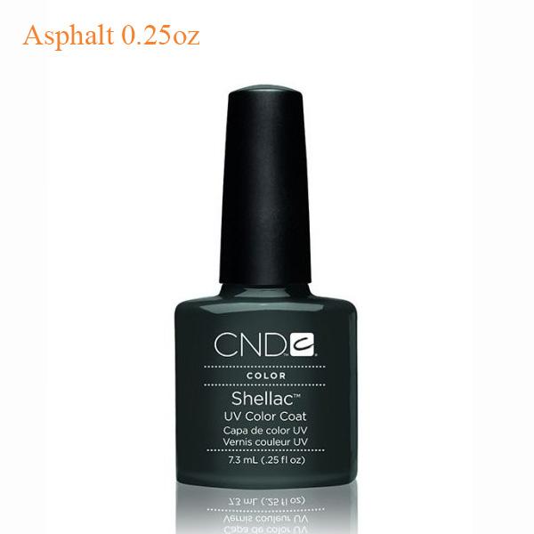 Sơn Gel CND Shellac – Asphalt 0.25oz