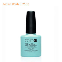 CND Shellac Power Polish – Azure Wish 0.25oz