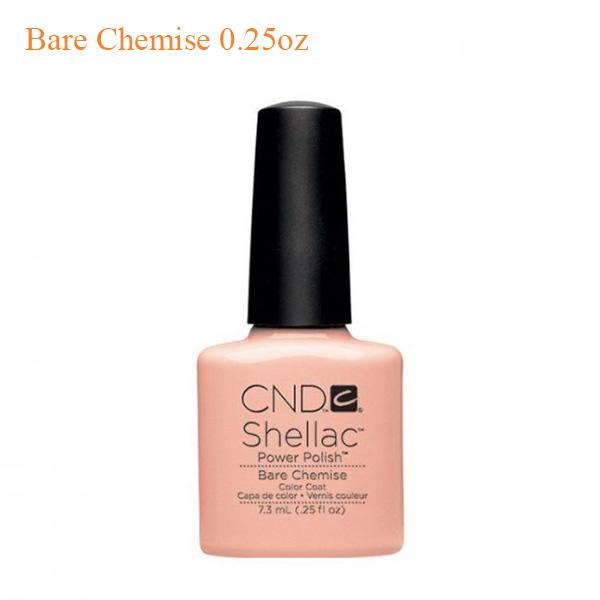 CND Shellac Power Polish – Bare Chemise 0.25oz