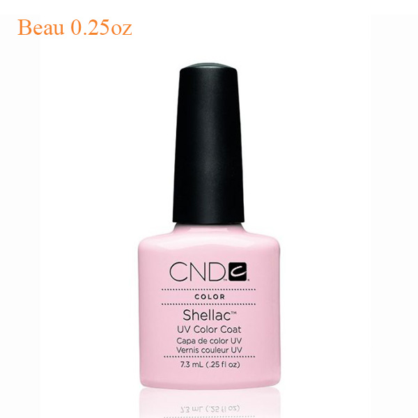 Sơn Gel CND Shellac – Beau 0.25oz