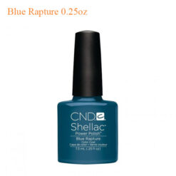 Sơn Gel CND Shellac – Blue Rapture 0.25oz