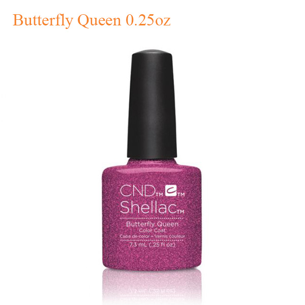Sơn Gel CND Shellac – Butterfly Queen 0.25oz