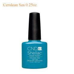 CND Shellac Power Polish – Cerulean Sea 0.25oz