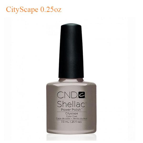 Sơn Gel CND Shellac – CityScape 0.25oz