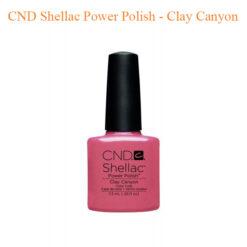 CND Shellac Power Polish – Clay Canyon