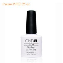CND Shellac Power Polish – Cream Puff 0.25 oz
