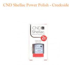 CND Shellac Power Polish – Creekside 0.5oz