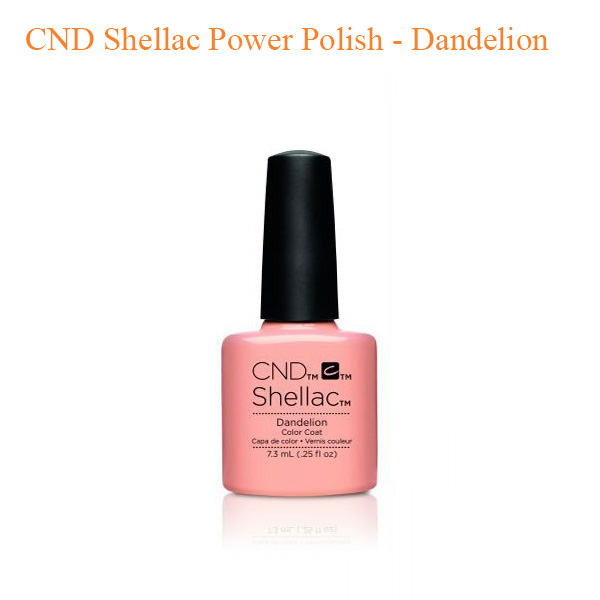 CND Shellac Power Polish – Dandelion