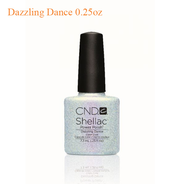 CND Shellac Power Polish – Dazzling Dance 0.25oz