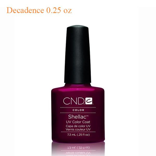 Sơn Gel CND Shellac – Decadence 0.25 oz