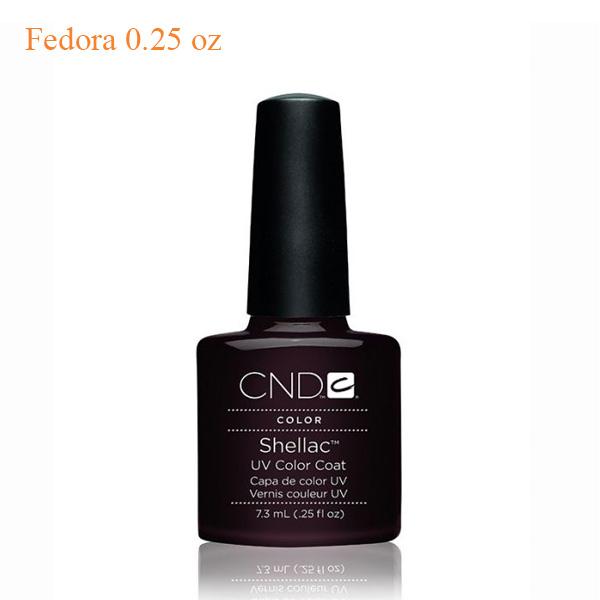 Sơn Gel CND Shellac – Fedora 0.25 oz