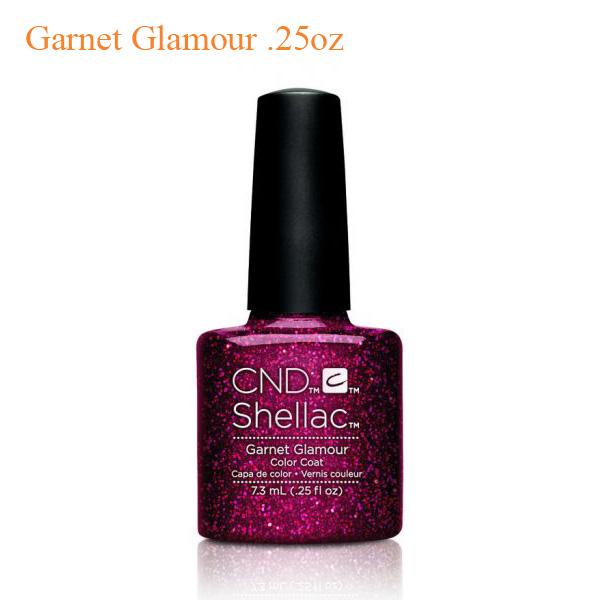 CND Shellac Power Polish Garnet Glamour .25oz - Sản phẩm mua nhiều