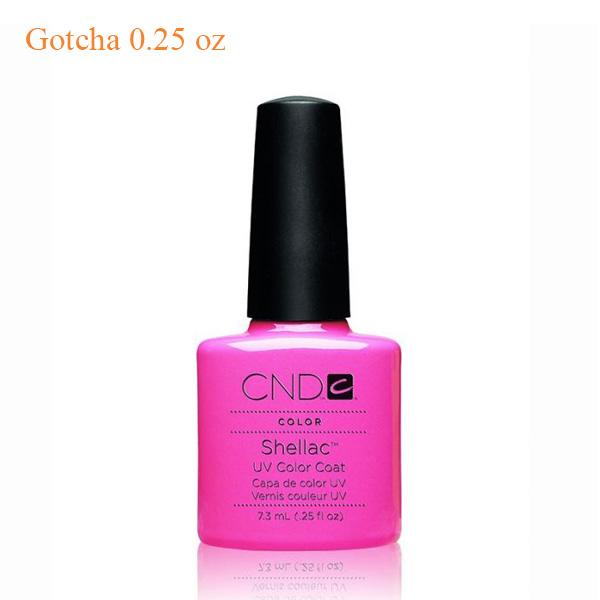 CND Shellac Power Polish – Gotcha 0.25 oz