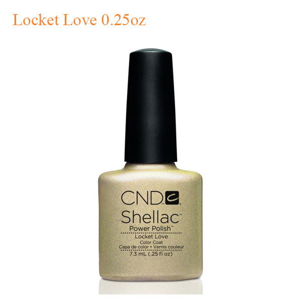 CND Shellac Power Polish – Locket Love 0.25oz