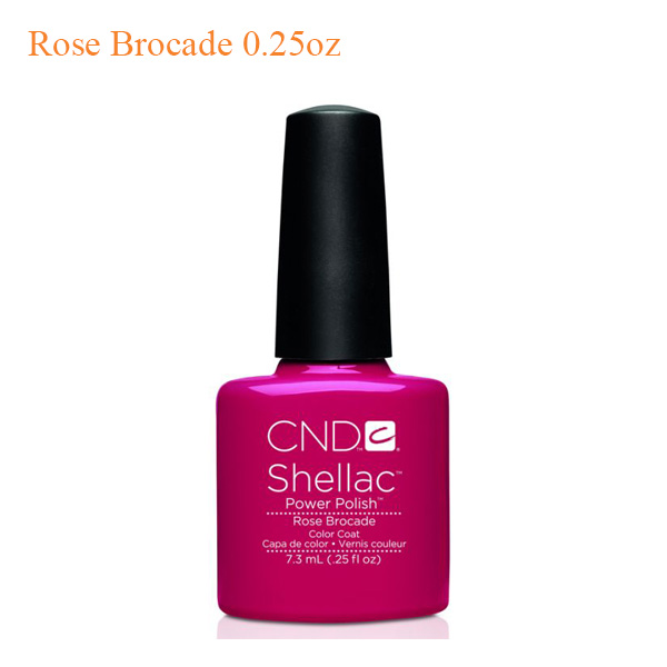 CND Shellac Power Polish – Rose Brocade 0.25oz