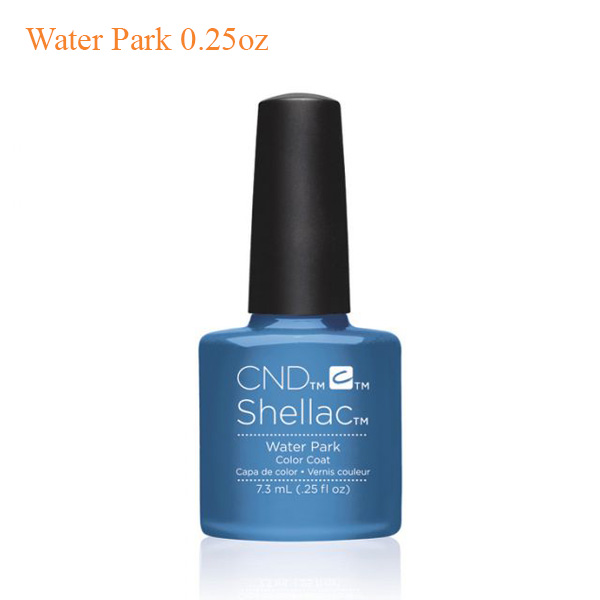 CND Shellac Power Polish – Water Park 0.25oz