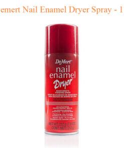 Demert Nail Enamel Dryer Spray – 1 ct