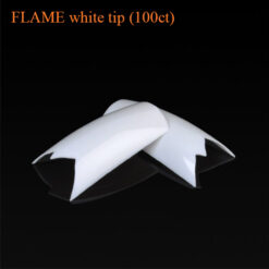 FLAME white tip (100ct)