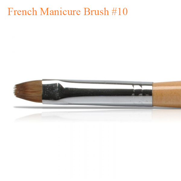 French Manicure Brush #10