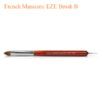 French Manicure EZE Brush B w_ Marbleizing Tool