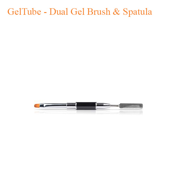 GelTube – Dual Gel Brush & Spatula