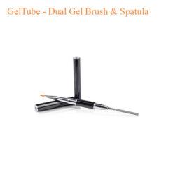 GelTube – Dual Gel Brush & Spatula