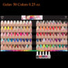 Geluv 50 Colors 0.25 oz – Select any 50 Gel Polishes!