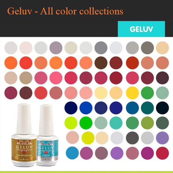 Geluv – All color collections