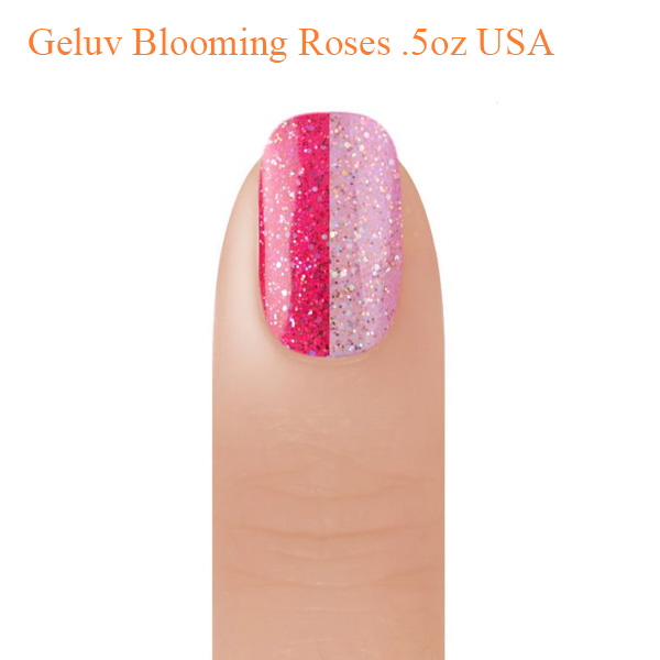 Geluv Blooming Roses .5oz USA – Mood Changing
