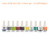 Geluv GelColor Kit – Select Any 10 Gel Polishes