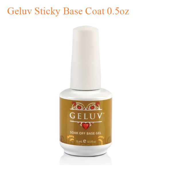 Geluv Sticky Base Coat 0.5oz - Sản phẩm mua nhiều