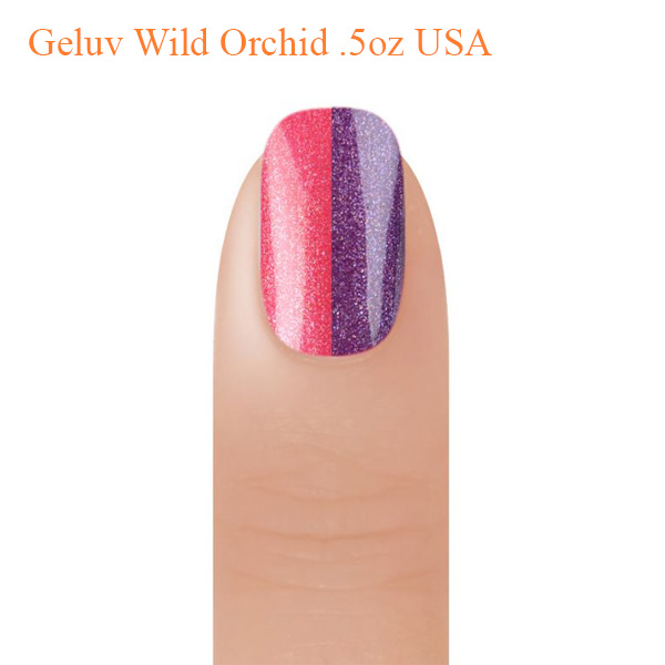 Geluv Wild Orchid .5oz USA – Mood Changing