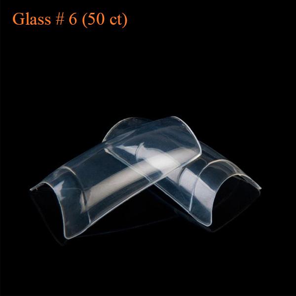 Móng Tay Giả Glass #6 (50 ct)