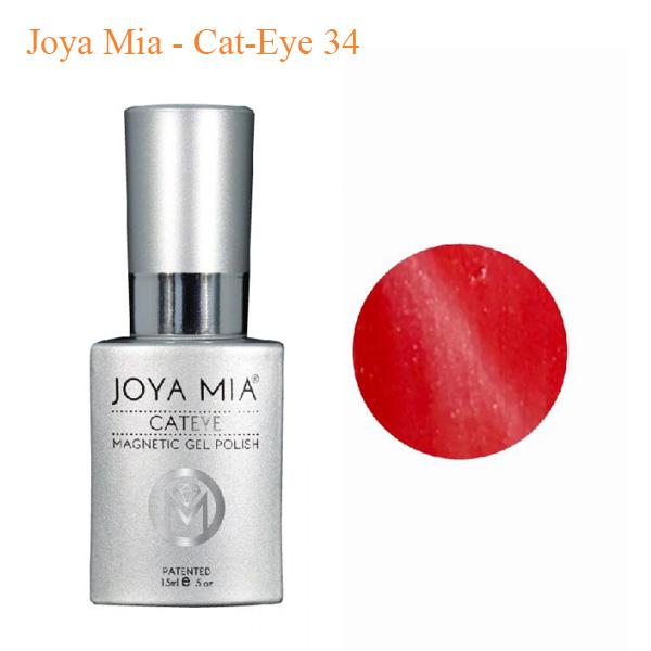 Sơn Gel Joya Mia Cat-Eye 34