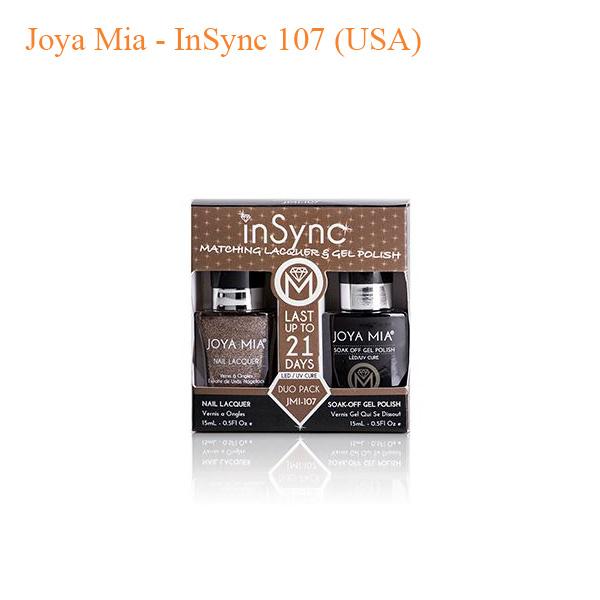 Joya Mia – InSync 107 (USA)