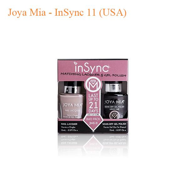 Joya Mia – InSync 11 (USA)