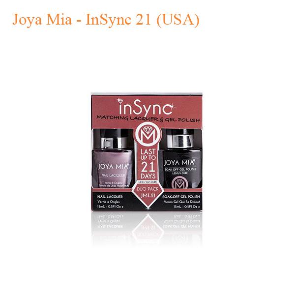 Sơn Gel Joya Mia – InSync 21 (USA)