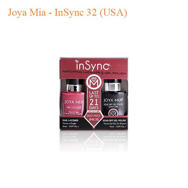 Joya Mia – InSync 32 (USA)