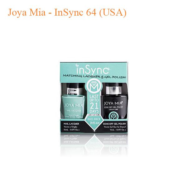 Joya Mia – InSync 64 (USA)