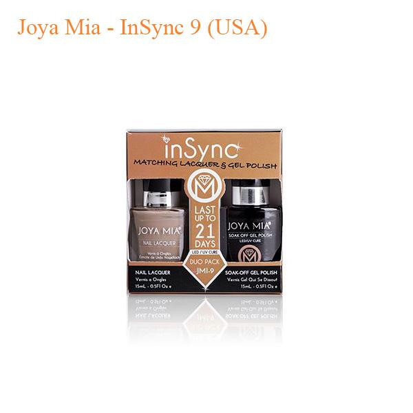 Joya Mia – InSync 9 (USA)