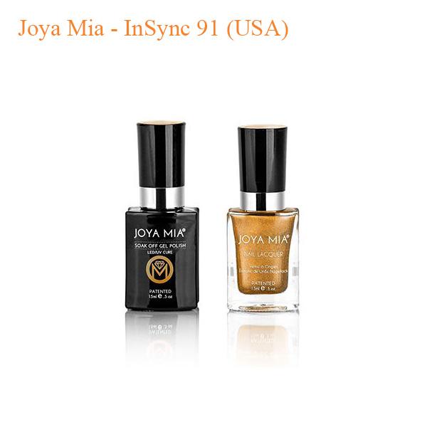 Joya Mia – InSync 91 (USA)