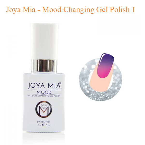 Sơn Gel Polish Joya Mia – Mood Changing 1