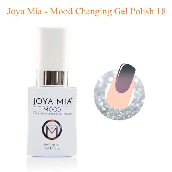 Joya Mia – Mood Changing Gel Polish 18