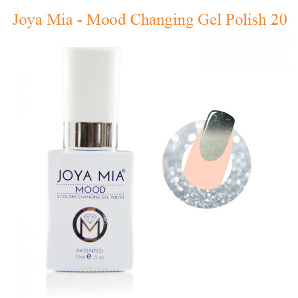 Joya Mia – Mood Changing Gel Polish 20