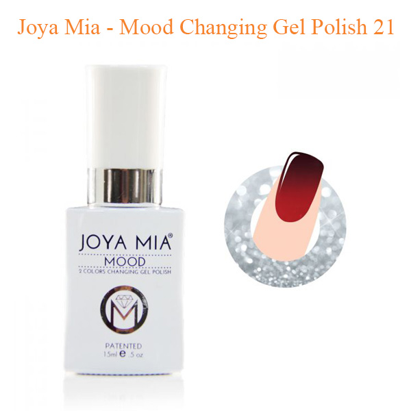 Joya Mia – Mood Changing Gel Polish 21