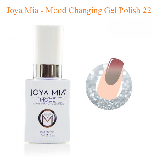 Joya Mia – Mood Changing Gel Polish 22