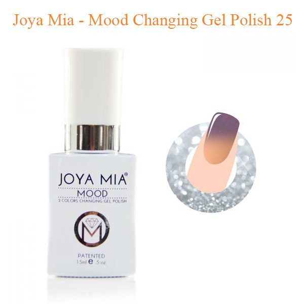 Joya Mia – Mood Changing Gel Polish 25