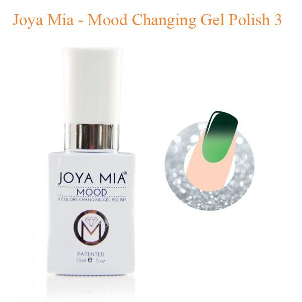 Joya Mia – Mood Changing Gel Polish 3